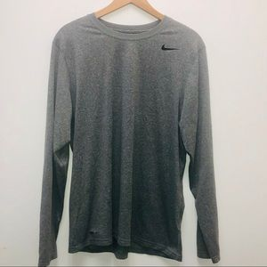 Men's Nike Long Sleeve Shirt